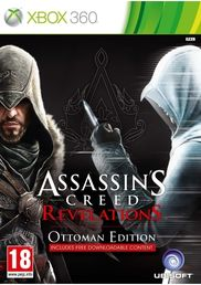 Assassins Creed Revelations: Ottoman Edition Xbox 360