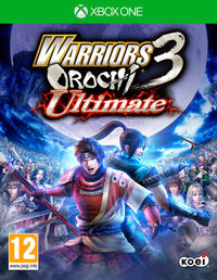 Warriors Orochi Ultimate Xbox One