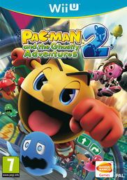 Pac-Man And The Ghostly Adventures 2 Wii U