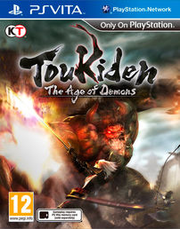 Toukiden: The Age of Demons PS Vita