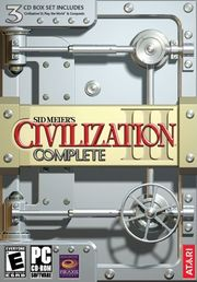 Civilization 3 Complete PC