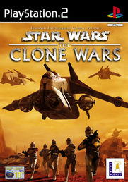Star Wars: The Clone Wars PS2