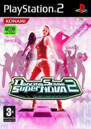 Dancing Stage Supernova 2 PS2