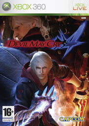 Devil May Cry 4 X360