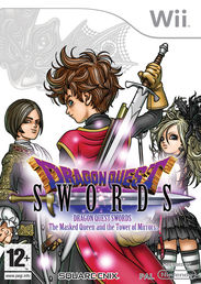 Dragon Quest Swords: The Masked Queen and the Tower of Mirrors Wii