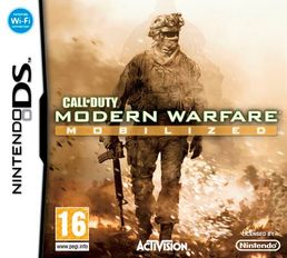 Call of Duty Modern Warfare Mobilized Nintendo DS