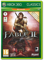 Fable 2 Classics (with GOTY features) Xbox 360