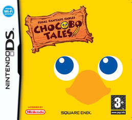 Final Fantasy Fables: Chocobo Tales Nintendo DS