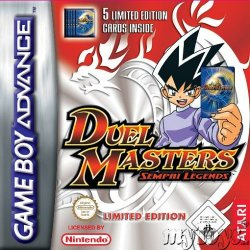 Duel Masters: Sempai Legends GBA