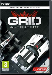 Grid: Autosport Limited Black Edition PC