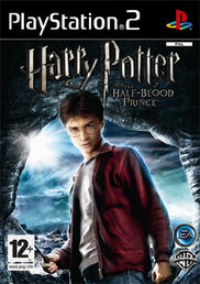 Harry Potter and the Half-Blood Prince PS2