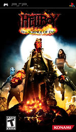 Hellboy: Science of Evil PSP