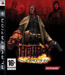 Hellboy: Science of Evil PS3
