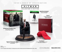 Hitman Collectors Edition Xbox One
