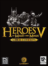 Heroes of Might & Magic 5: Gold exclusive PC