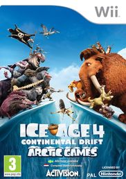 Ice Age 4: Continental Drift Wii