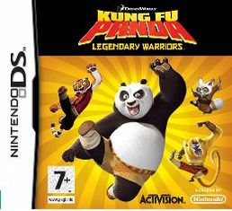 Kung Fu Panda Legendary Warriors Nintendo DS
