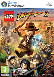 LEGO Indiana Jones 2: The Adventure Continues PC