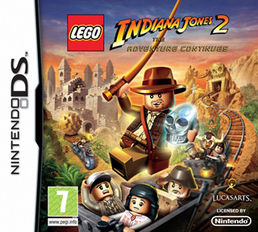 Lego Indiana Jones 2: The Adventure Continues Nintendo DS