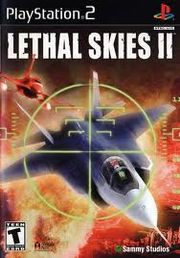 Lethal Skies II PS2 (käytetty)