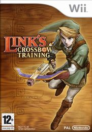 Links Crossbow Training (game only) Wii