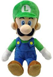 Super Mario Luigi Plush Toy