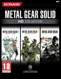 Metal Gear Solid: HD Collection Xbox 360