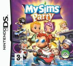 MySims Party Nintendo DS