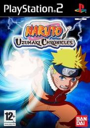 Naruto Uzumaki Chronicles PS2