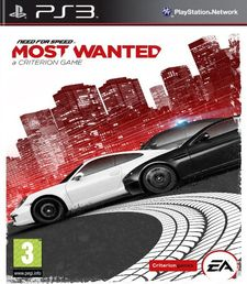Need For Speed: Most Wanted 2012 PS3