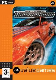 Need for Speed Underground Classics PC