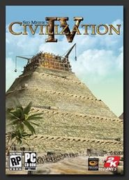 Civilization 4 DVD PC