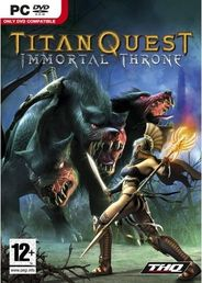 Titan Quest Immortal Throne PC