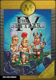 Settlers IV Medallion PC