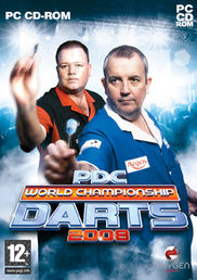 PDC World Championship Darts 2008 PC