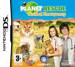 Planet Rescue: Animal Emergency Nintendo DS
