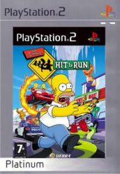 Simpsons: Hit & Run PS2