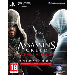 Assassins Creed Revelations: Ottoman Edition PS3