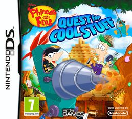 Phineas And Ferb: Quest for Cool Stuff DS