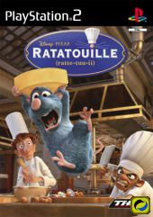 Rottatouille PS2