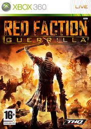 Red Faction: Guerrilla Xbox 360