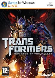 Transformers: Revenge of the Fallen PC