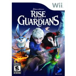 Rise of the Guardians Wii