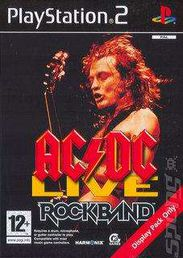 Rock Band AC/DC Live PS2
