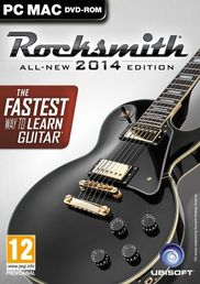 Rocksmith All-New 2014 Edition PC pelkkä peli