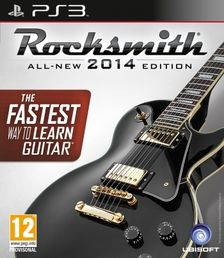 Rocksmith All-New 2014 Edition PS3 + kaapeli