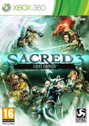 Sacred 3 First Edition Xbox 360