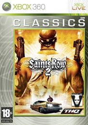 Saints Row 2 Classics Xbox 360