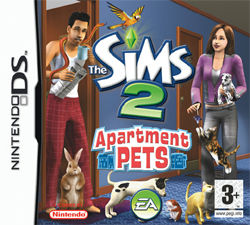 Sims 2: Apartment Pets Nintendo DS