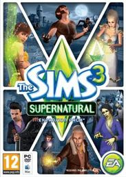 Sims 3: Supernatural PC